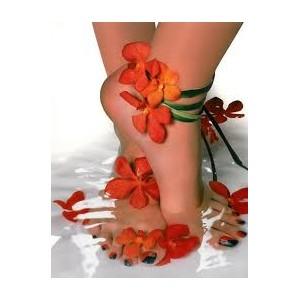 Paraffine pieds ou mains